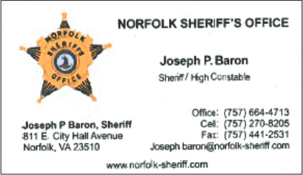 Norfolk Sheriff's Office